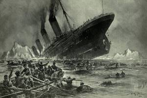 Der Untergang der Titanic