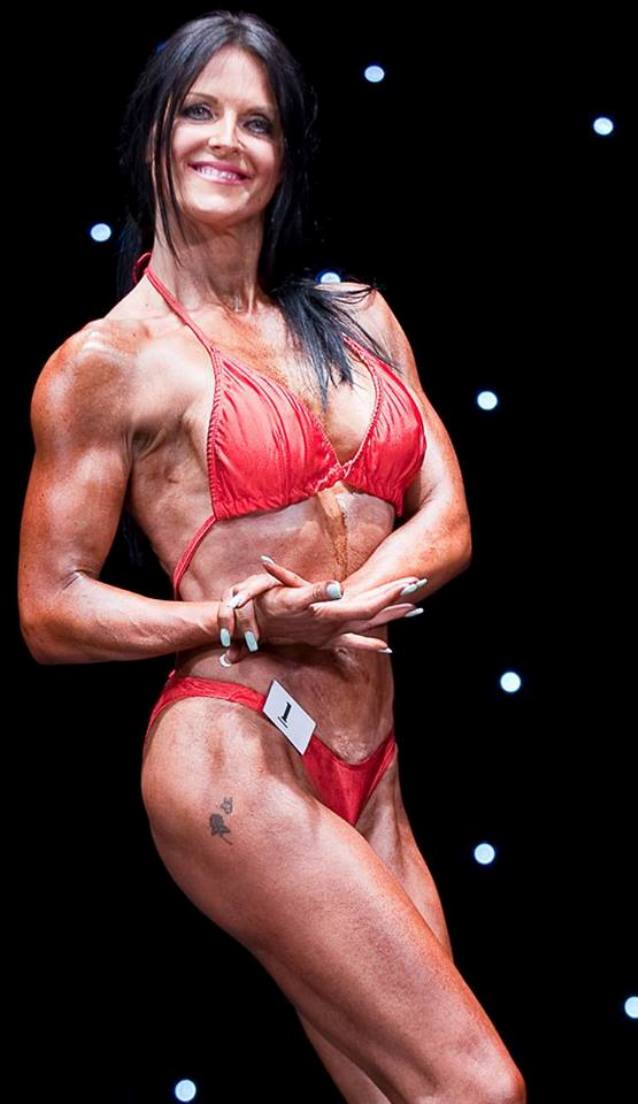 Angel Chambers family law barrister in top bodybuilding