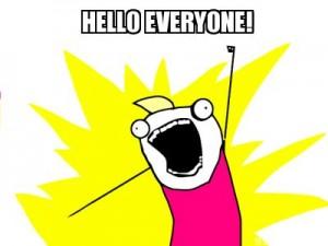 HELLO-everyone