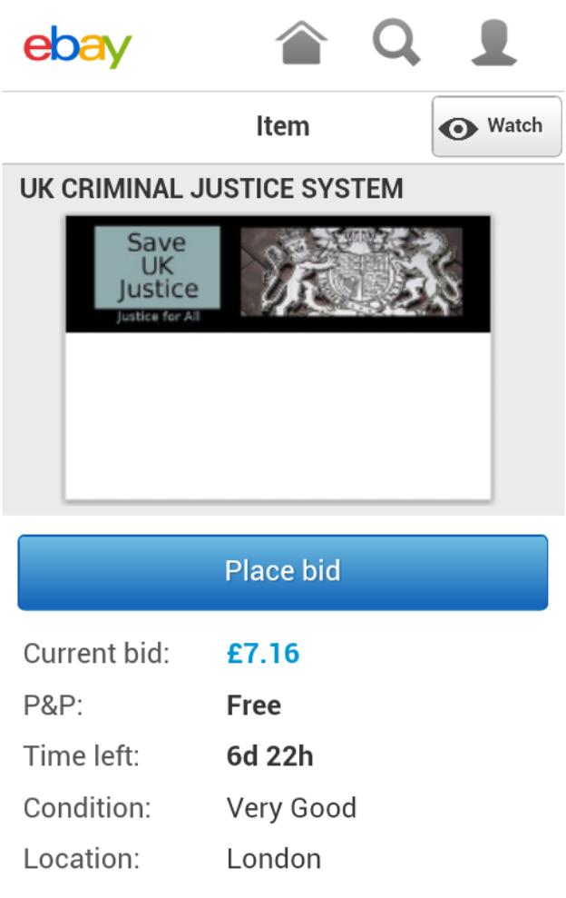 Ebay-justice