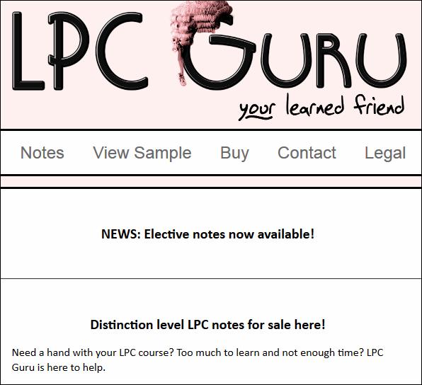 LPC-Guru1#