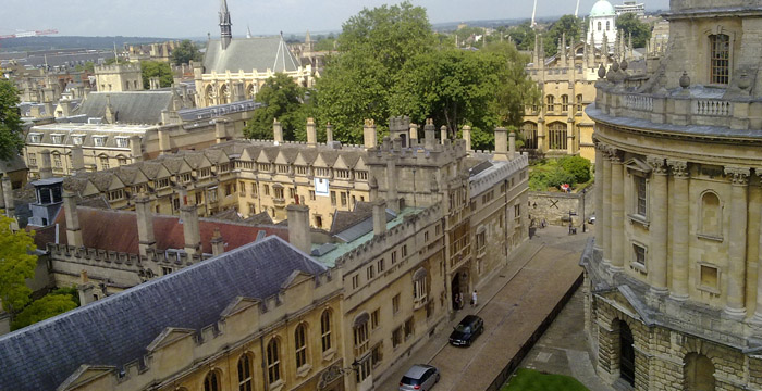 Graduate loses bid to sue Oxford over failure to get top degree