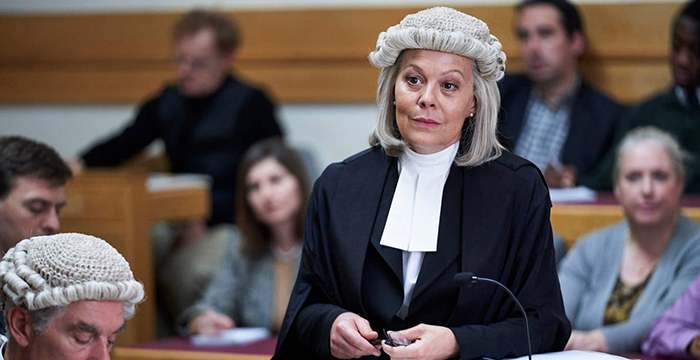 Barristers lose it over Quiz courtroom blunders - Legal Cheek