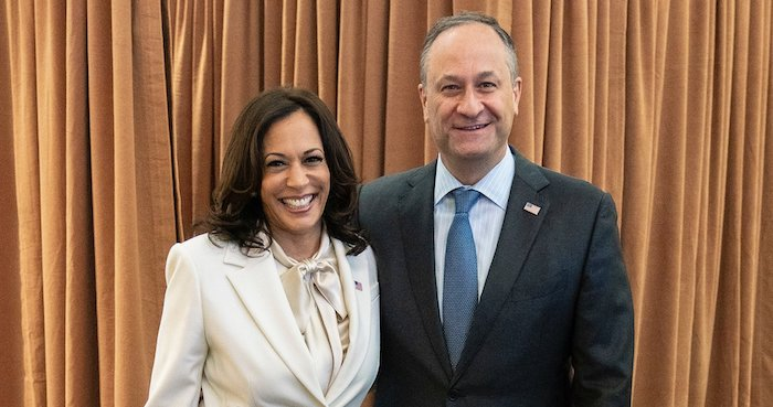Vice President Elect Kamala Harris Lawyer Husband To Leave Dla Piper Legal Cheek