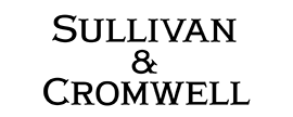 Sullivan & Cromwell